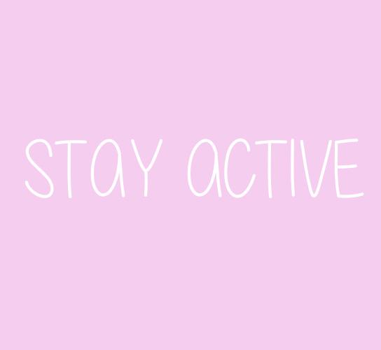 sty active